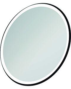 Ideal Standard Conca Spiegel T4133BH 90x2,6x90 cm, 60 W, rond, avec éclairage ambiant, neutre
