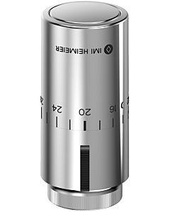 IMI Heimeier Halo Thermostatkopf 750000501 Skalenhaube chrom
