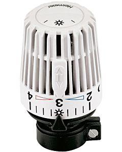 Heimeier Thermostat-Kopf 9700-24.500 mit Direktanschluss, für Danfoss RAVL, weiß