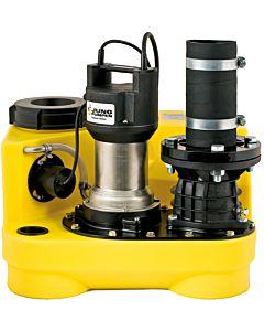 Jung système de relevage d'eaux usées compli JP50076 300 E, 230 V