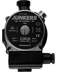 Junkers Pumpe 87172042640 mit Luftabscheider