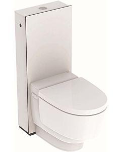 Geberit AquaClean Mera Classic Stand-Tiefspül-WC 146240111 Komplettanlage, spülrandlos, weiß-alpin