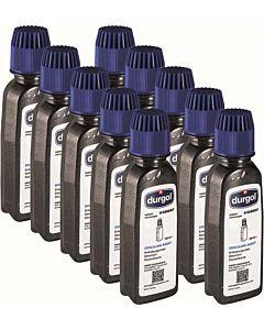 Geberit AquaClean Entkalkungsmittel 147048001 10 Stück, 125ml Flasche