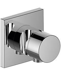 Keuco IXMO 2-Wege Umstellventil 59556010202 Unterputz, mit Schlauchanschluss und Brausehalter