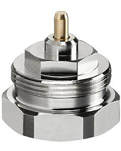 Oventrop Adapter 1661445 zur Umrüstung von Gewindeanschluss M32x1,0 auf M30x1,5
