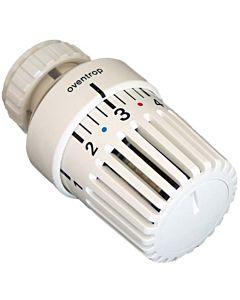 Oventrop Thermostatkopf Uni LD 1011475 weiss, Klemmverbinder mit Überwurfmutter