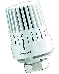 Oventrop Thermostatkopf Uni RTL 1027100 M30x1,0, für Rücklauftemperaturbegrenzung, weiß