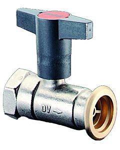 "Oventrop Pumpenkugelhahn Optibal P 1078372 ohne Sperrventil, DN32,1 1/4"" Innengewinde"