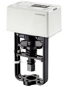Oventrop Elektromotorischer Stellantrieb 1158020 mit Adapter, für Cocon QTR/QFC DN 40/100, 24 V