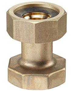 Oventrop Anschlussstück-Set 1351597 G 1/2 IGxPumpenflansch für G 1 1/2