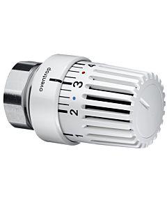Oventrop Thermostatkopf Uni LM 1616100 Flüssigfühler, M38x1,5, passend für Meges, weiss
