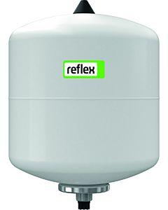 Reflex Membran Druckausdehnungsgefäss 7380400 refix 25 DD, 25 Liter, Brauchwasser, inkl. T-Stück