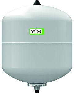 Reflex Membran-Druckausdehnungsgefäss 7380800 refix 33 DD, 33 Liter, Brauchwasser, inkl. T-Stück