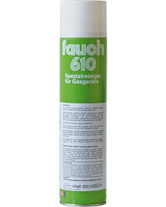Fauch 610 Spezialreiniger, 600ml Spraydose für Gasgeräte
