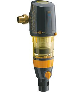 Syr Drufi DFR filtre de lavage à contre-courant mit Druckminderer , Manometer et entonnoir de drainage