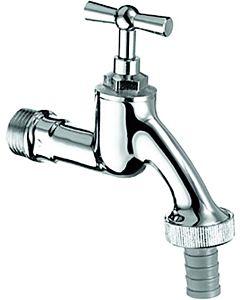 valve de sortie Schell chromé , partie supérieure avec genouillère