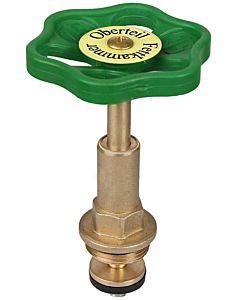 Schlösser Freistromventil-Oberteil 0018163200001 DN 32, G 1 1/4, Messing, steigende Spindel