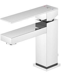 Steinberg Serie 160 Waschtischarmatur 1601000 chrom, mit Ablaufgarnitur