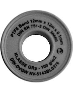 Teflon-Gewindeband FRp 12 mm x 12 m