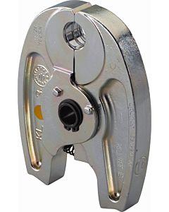 Mâchoire de presse Uponor 1007094 25 mm
