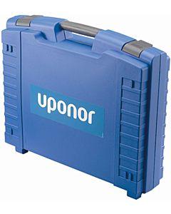 Uponor S-Press Werkzeugkoffer 1083599 für Mini², Kumststoff blau