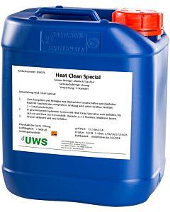 UWS Heat Reiniger 100076 alkalisch, für Verschlammungen, 5 l Kanister