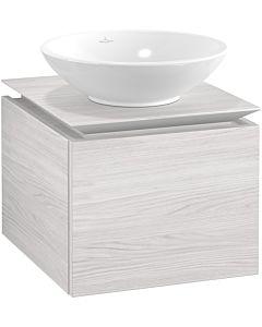 Villeroy & Boch Legato vanity unit B56500E8 45x38x50cm, White Wood
