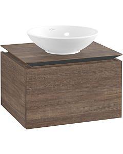 Villeroy & Boch Legato Waschtischunterschrank B56700E1 60x38x50cm, Santana Oak