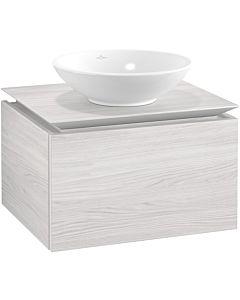 Villeroy & Boch Legato Waschtischunterschrank B56700E8 60x38x50cm, White Wood