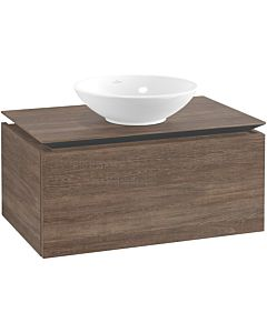 Villeroy & Boch Legato Villeroy & Boch vasque B56900E1 80x38x50cm, Santana Oak