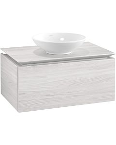 Villeroy & Boch Legato Villeroy & Boch vasque B56900E8 80x38x50cm, White Wood