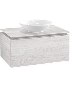 Villeroy & Boch Legato Waschtischunterschrank B56900E8 80x38x50cm, White Wood