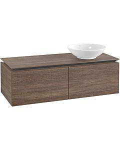 Villeroy & Boch Legato Waschtischunterschrank B58100E1 120x38x50cm, Santana Oak