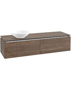 Villeroy & Boch Legato Villeroy & Boch Legato B595L0E1 160x38x50cm, with LED lighting, Santana Oak