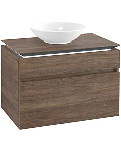 Villeroy & Boch Legato Villeroy & Boch Legato B602L0E1 80x55x50cm, with LED lighting, Santana Oak