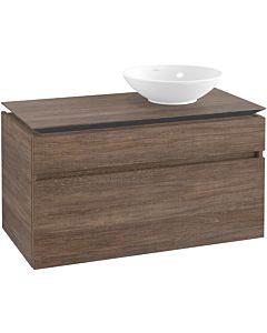 Villeroy & Boch Legato Waschtischunterschrank B60800E1 100x55x50cm, Santana Oak