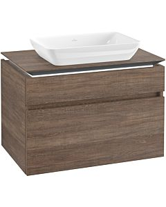 Villeroy & Boch Legato Villeroy & Boch Legato B703L0E1 80x55x50cm, with LED lighting, Santana Oak