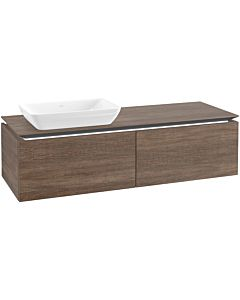 Villeroy & Boch Legato Villeroy & Boch Legato B710L0E1 140x38x50cm, with LED lighting, Santana Oak