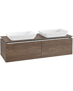 Villeroy & Boch Legato Villeroy & Boch Legato B714L0E1 140x38x50cm, with LED lighting, Santana Oak