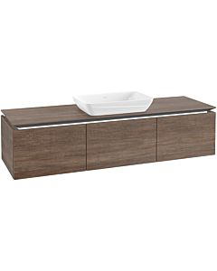 Villeroy & Boch Legato Villeroy & Boch Legato B716L0E1 160x38x50cm, with LED lighting, Santana Oak