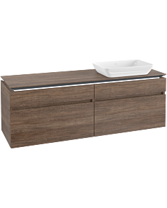 Villeroy & Boch Legato Villeroy & Boch Legato B721L0E1 160x55x50cm, with LED lighting, Santana Oak