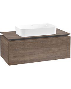 Villeroy & Boch Legato Villeroy & Boch vasque B73900E1 100x38x50cm, Santana Oak