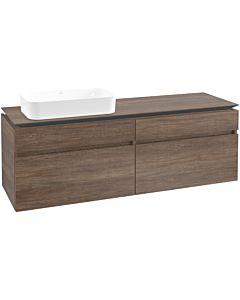 Villeroy & Boch Legato Villeroy & Boch vasque B74800E1 160x55x50cm, Santana Oak