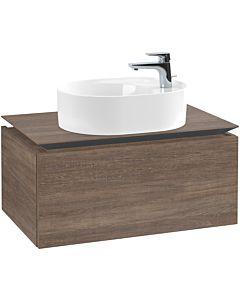 Villeroy & Boch Legato Waschtischunterschrank B76900E1 80x38x50cm, Santana Oak
