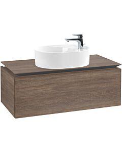 Villeroy & Boch Legato Waschtischunterschrank B77100E1 100x38x50cm, Santana Oak