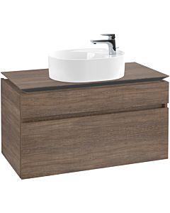Villeroy & Boch Legato Waschtischunterschrank B77200E1 100x55x50cm, Santana Oak