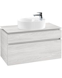 Villeroy & Boch Legato Villeroy & Boch vasque B77200E8 100x55x50cm, White Wood
