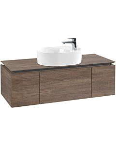 Villeroy & Boch Legato Villeroy & Boch vasque B77300E1 120x38x50cm, Santana Oak