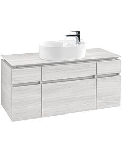 Villeroy & Boch Legato Villeroy & Boch vasque B77400E8 120x55x50cm, White Wood