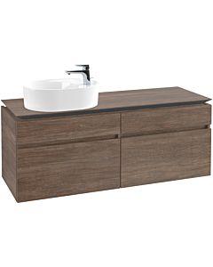 Villeroy & Boch Legato Villeroy & Boch vasque B77800E1 140x55x50cm, Santana Oak